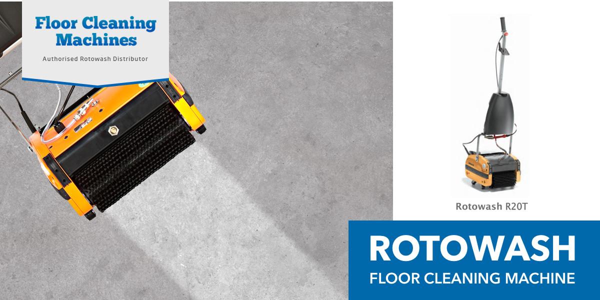 Floor Cleaning Machine social media content - Bridget Hodder